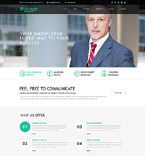 Education Website  Template 52002