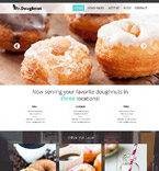 Food & Drink Website  Template 52022