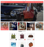 Fashion ZenCart  Template 52035