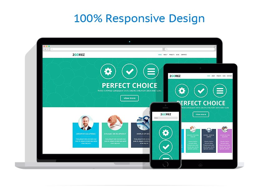 Google Calendar Responsive Design : Business wordpress theme templates
