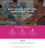 Web design WordPress Template 52037