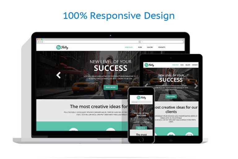 Creative Project WordPress Theme #52039