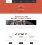 Beauty WordPress Template 52040
