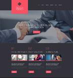 WordPress Template 52052