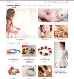 Jewelry PrestaShop Template 52054