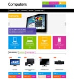 Computers PrestaShop Template 52058