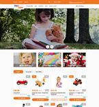 Entertainment PrestaShop Template 52059