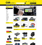 Cars Magento Template 52061