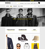 Fashion ZenCart  Template 52079