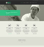 Architecture WordPress Template 52088