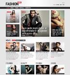 Fashion Joomla  Template 52097