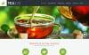 Адаптивний Шаблон сайту на тему магазин чаю New Screenshots BIG