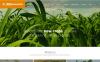 Адаптивний Шаблон сайту на тему сільське господарство New Screenshots BIG