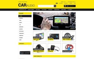Car Audio Video Magento Theme