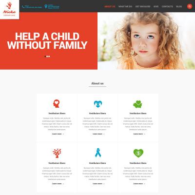 40+ Best Charity Website Templates