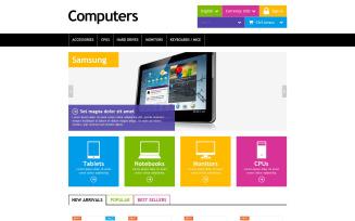 Computers PrestaShop Theme