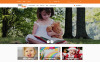 """Jouets pour enfants"" thème PrestaShop adaptatif New Screenshots BIG"