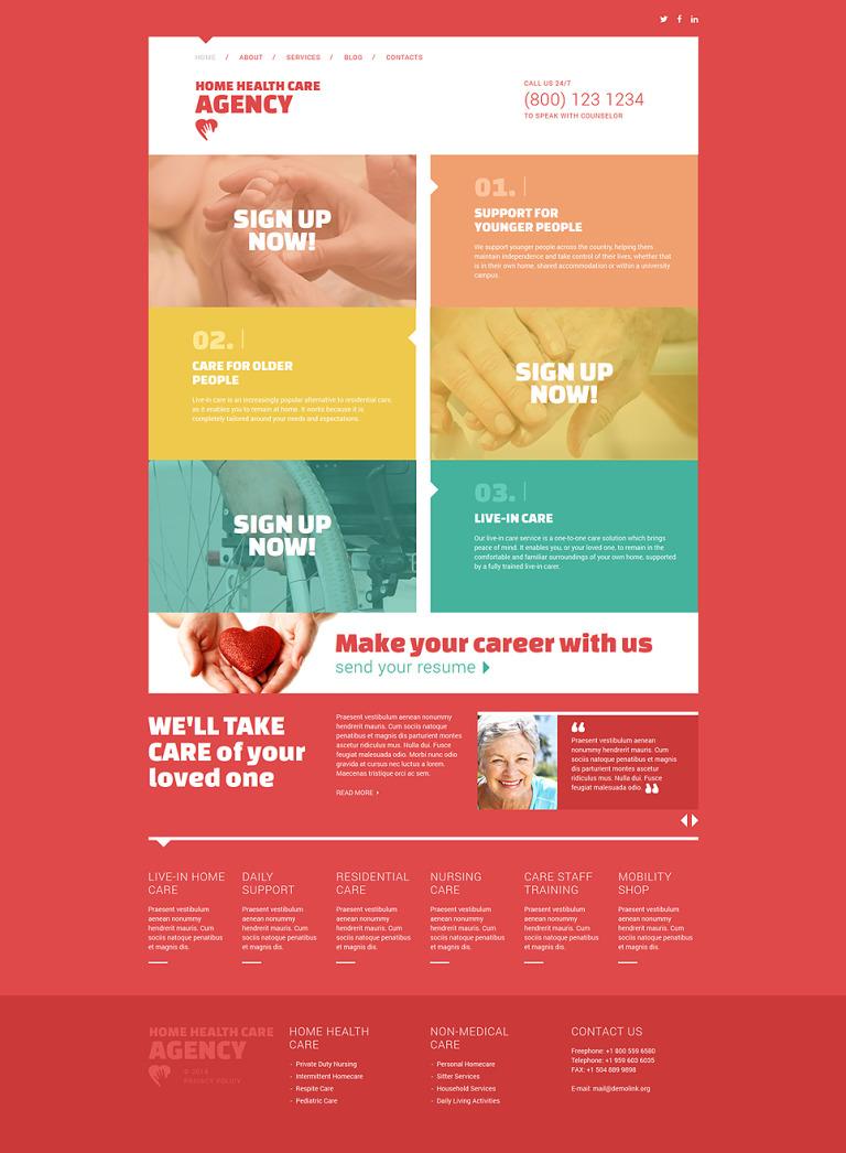 Medical Responsive Joomla Template New Screenshots BIG