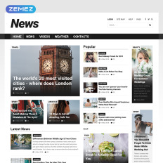 326 best joomla business templates template monster news portal cheaphphosting Images