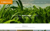 Plantilla Web para Sitio de Agricultura New Screenshots BIG