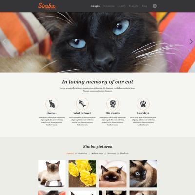 Fantastisch Katze Powerpoint Vorlage Fotos - Beispielzusammenfassung ...