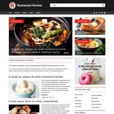 Restaurant-Bewertungen Vorlagen