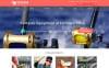 Responsive WooCommerce Thema over Visserij  New Screenshots BIG
