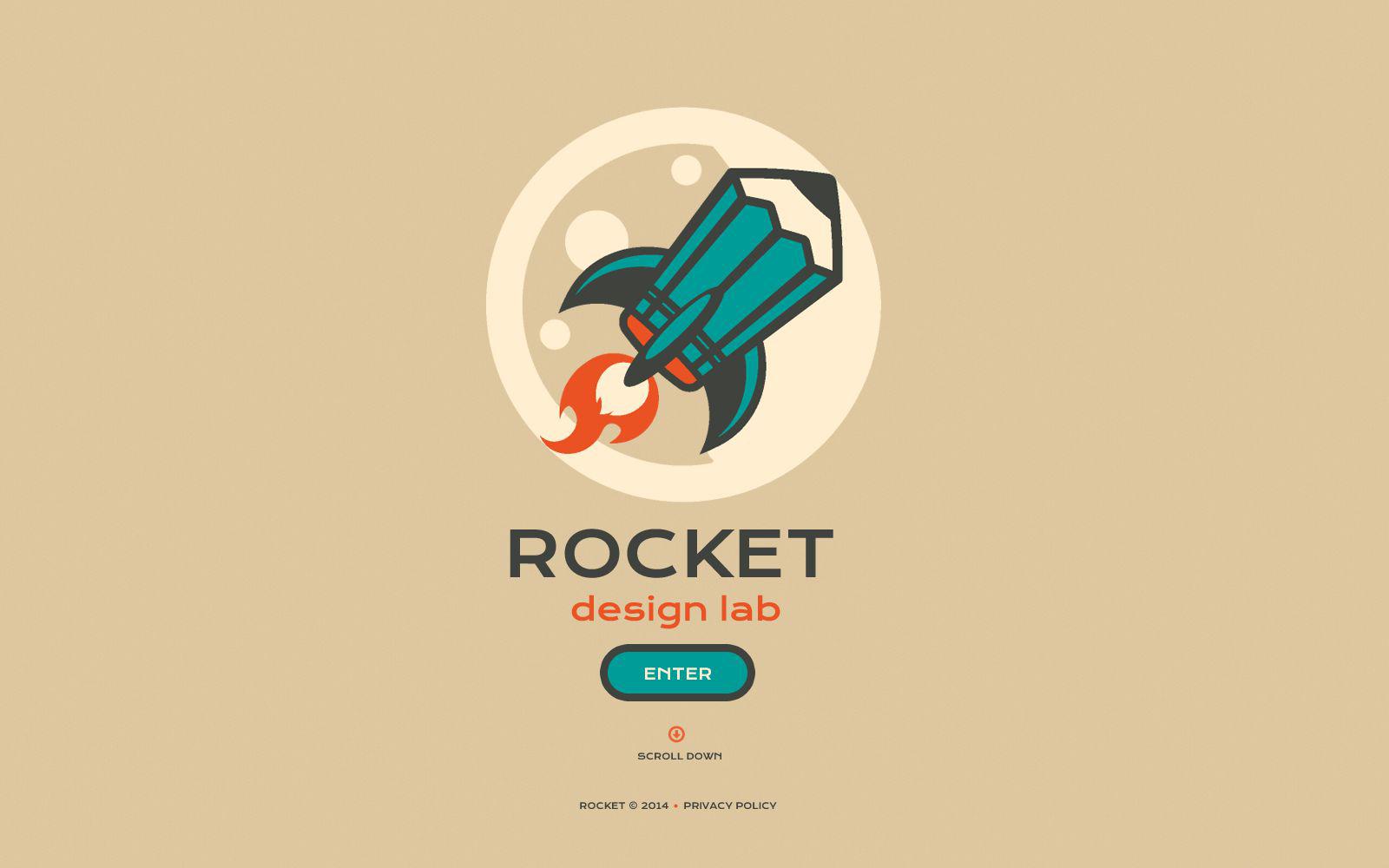 Tema Siti Web Bootstrap #52071 per Un Sito di Design Studio - screenshot