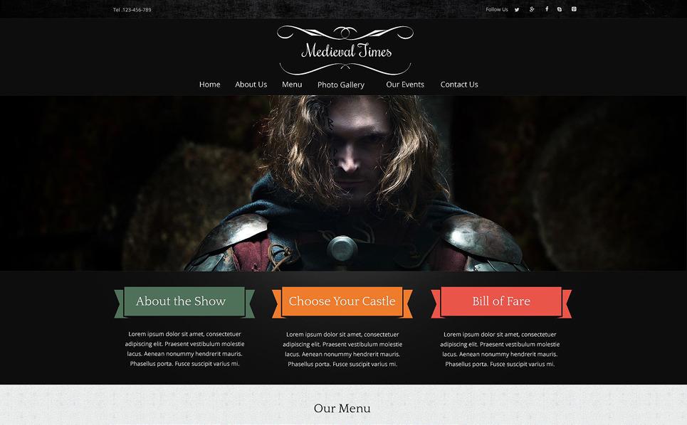 Template Joomla Flexível para Sites de Cafeteria №52030 New Screenshots BIG