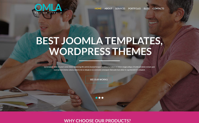 6+ Web Design Agency WordPress Themes & Templates 2019 [Download Now]