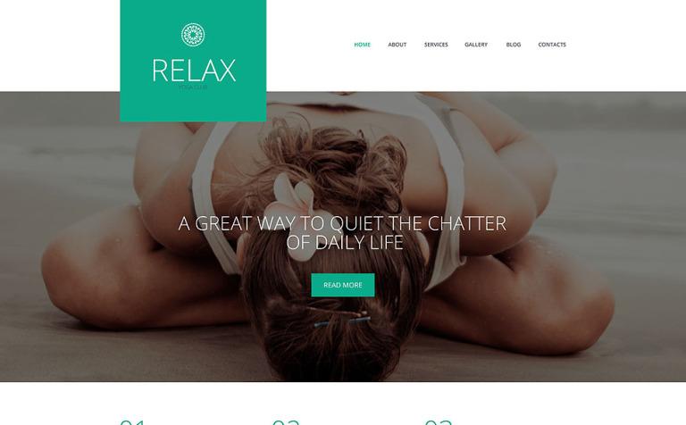 Yoga Responsive WordPress Theme