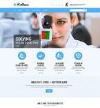 Medical Website  Template 52118