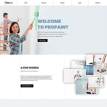 Купить  пофессиональные Bootstrap и html шаблоны. Купить шаблон #52119 и создать сайт.