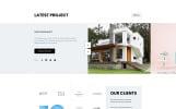 """PROPAINT - Painting Company Multipage Creative HTML"" modèle web adaptatif"