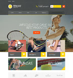 Sport PrestaShop Template 52123