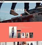 Fashion VirtueMart  Template 52127