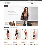 Fashion PrestaShop Template 52128