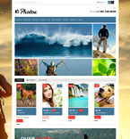 Art & Photography PrestaShop Template 52129