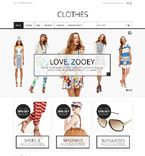 Fashion Shopify Template 52132