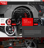 Cars WooCommerce Template 52145