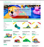 Entertainment PrestaShop Template 52149