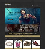 Fashion PrestaShop Template 52150