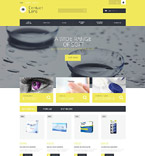 Medical PrestaShop Template 52151
