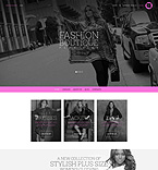 Fashion VirtueMart  Template 52155