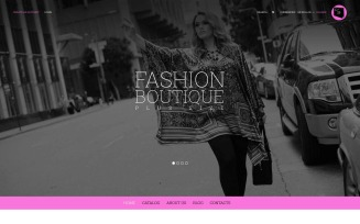 Curvy Fashion VirtueMart Template