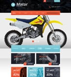 Cars OpenCart  Template 52156