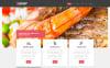 Responsivt Drupal-mall för europeisk restaurang New Screenshots BIG