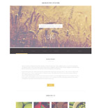 Agriculture WordPress Template 52173