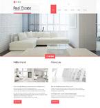 Real Estate WordPress Template 52174