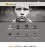Charity WordPress Template 52176